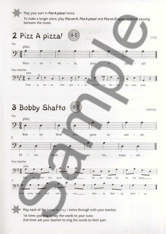 Abracadabra Cello (Pupil's book) 3rd ed