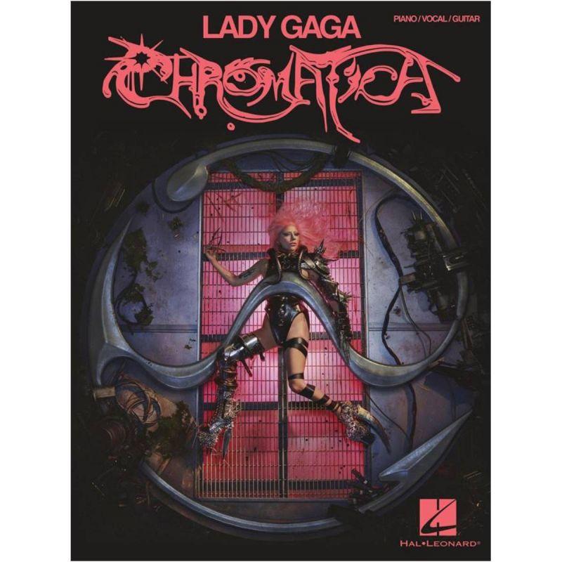 Lady Gaga - Chromatica (Piano Vocal Guitar)