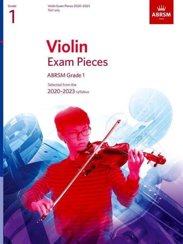 ABRSM Violin Exam Pieces 2020-2023 Grade 1 (Part Only)