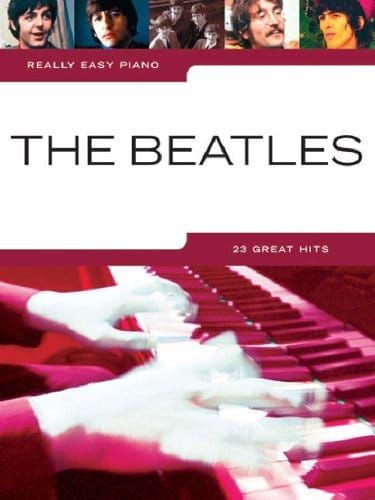 Beatles, The - Really Easy Piano The Beatles