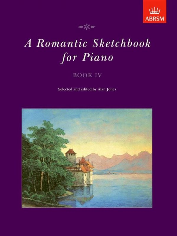 N/A - A Romantic Sketchbook For Piano - Book IV