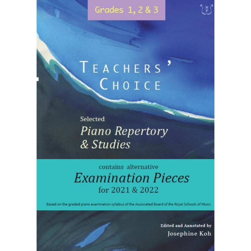 Teacher's Choice - Selected Piano Repertory Grades 1-3 (Piano)