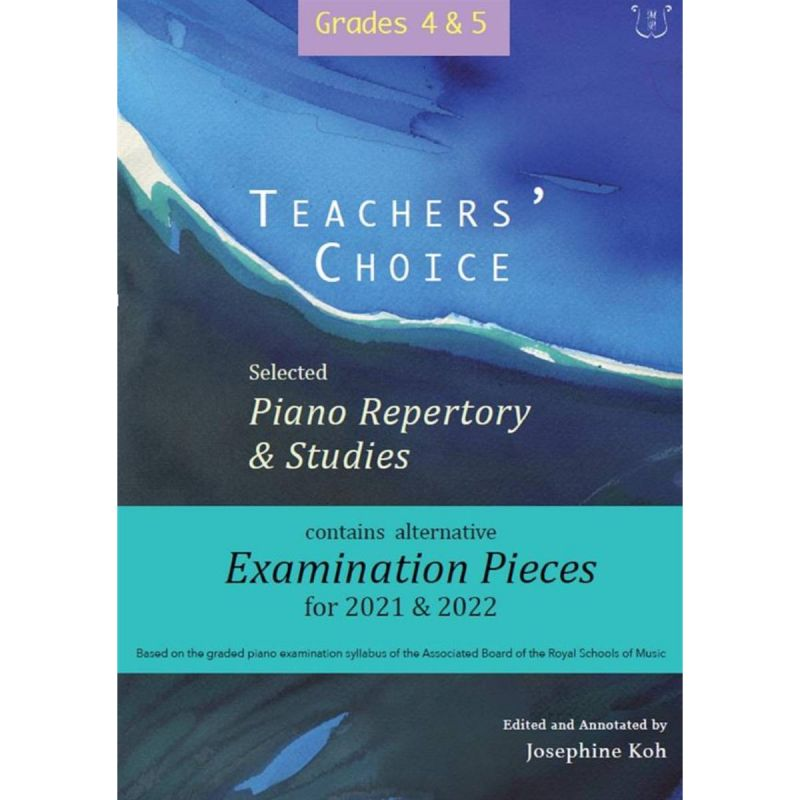 Teacher's Choice - Selected Piano Repertory Grades 4-5 (Piano)