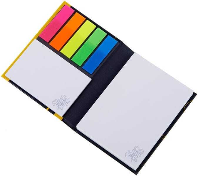 Study-it Sticky notes with colourful page markers