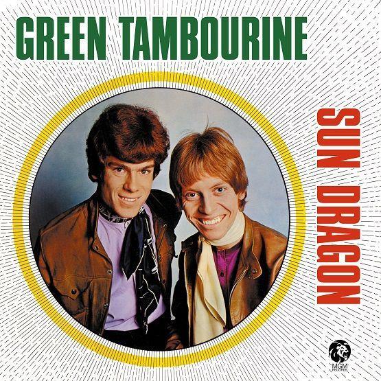 SUN DRAGON - GREEN TAMBOURINE - RSD 2021 - DROP 2