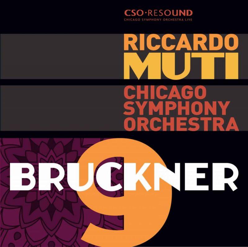 CHICAGO SO - SYMPHONY NO 9 - CD