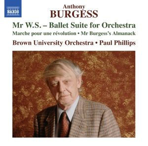 BROWN UO/PHILLIPS - BURGESS/MR WS-BALLET SUITE - CD