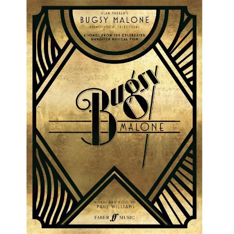 Bugsy Malone Song Selection (PVG)