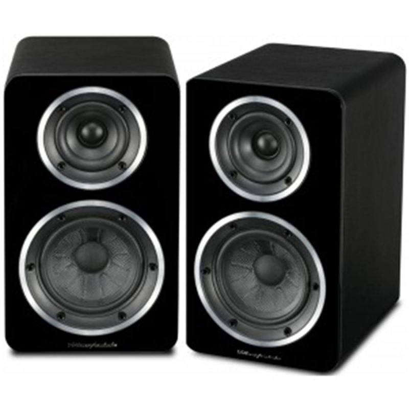 Wharfedale Diamond A1 System Active Speaker Package Black