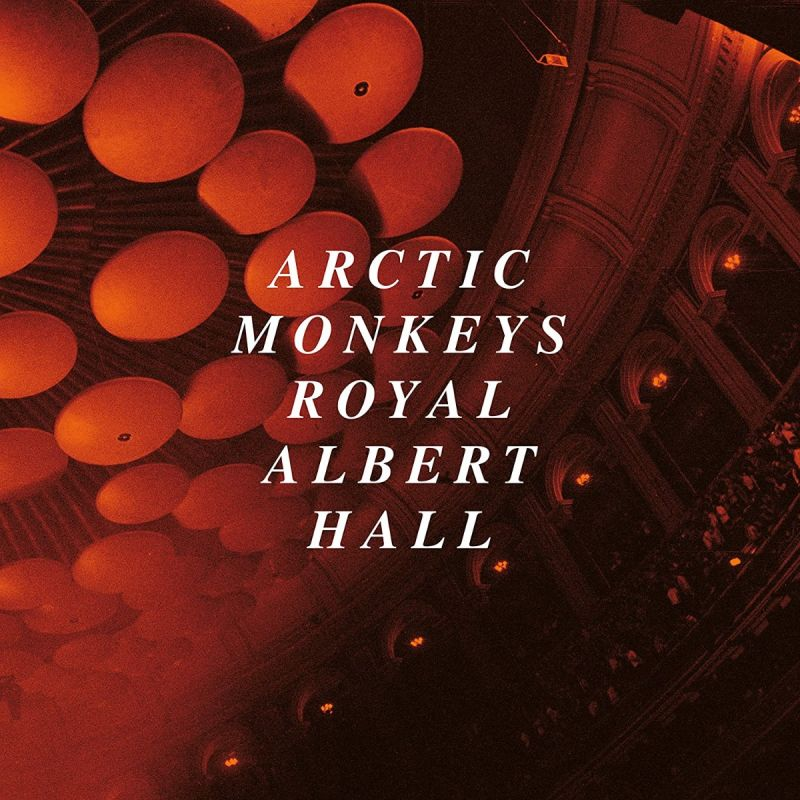 ARCTIC MONKEYS - LIVE AT THE ROYAL ALBERT HALL - 2CD