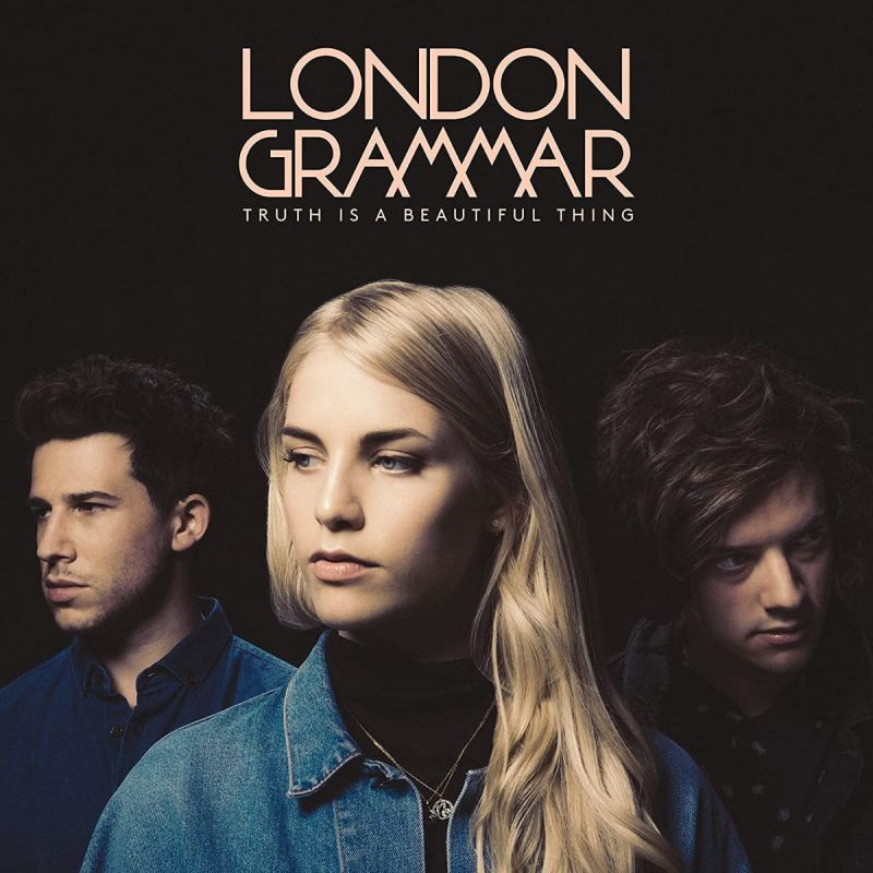 LONDON GRAMMAR - TRUTH IS A BEAUTIFUL THING - VINYL