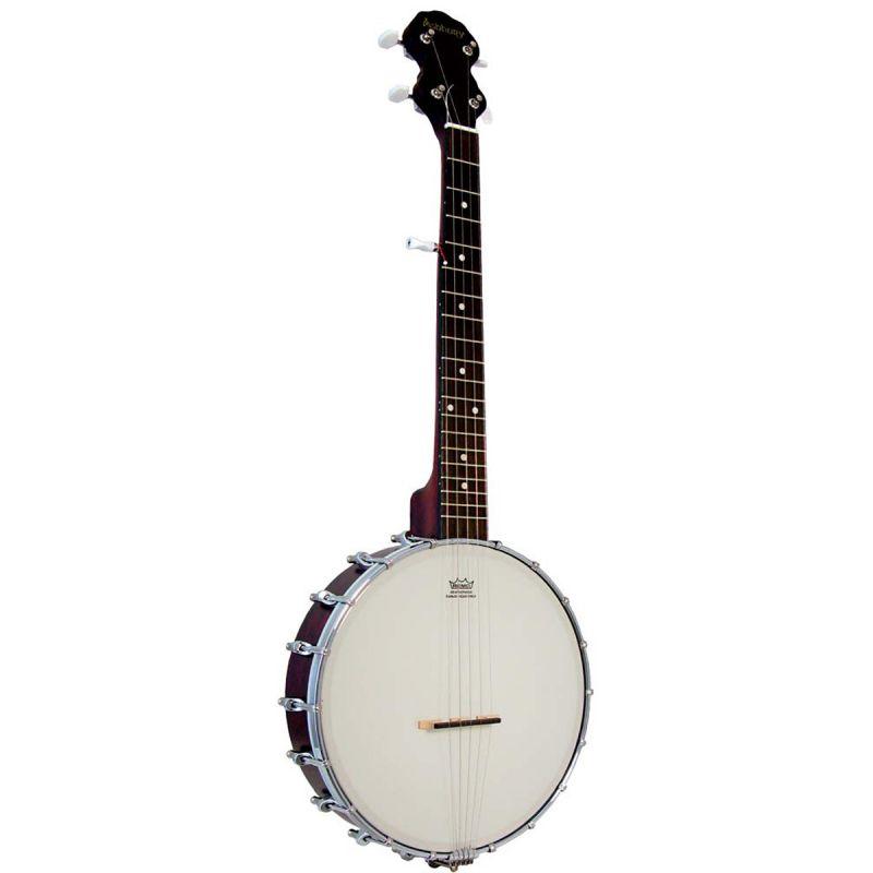 Ashbury AB15 5 String Travel Banjo