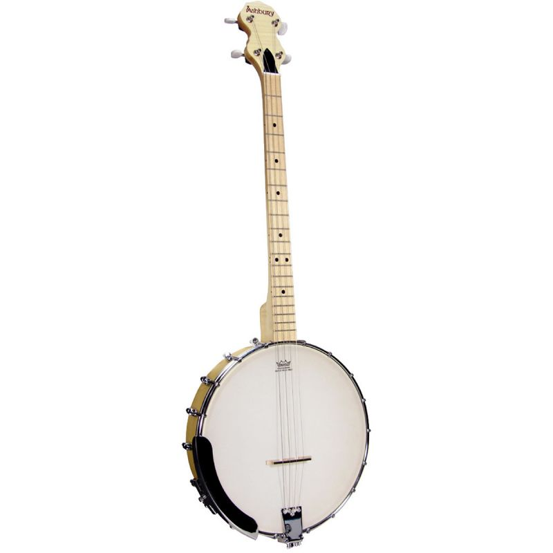 Ashbury AB-25T Tenor Banjo,Openback, Maple Rim