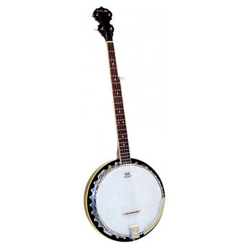 Ashbury AB-35L 5 String Resonator Banjo, Left Handed