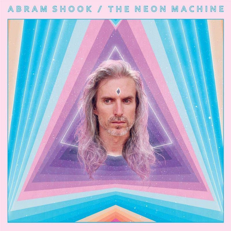 Abram Shook - The Neon Machine - Neon Purple Vinyl