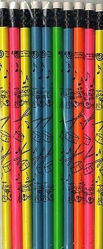 Pencil Drums (Neon Colours)