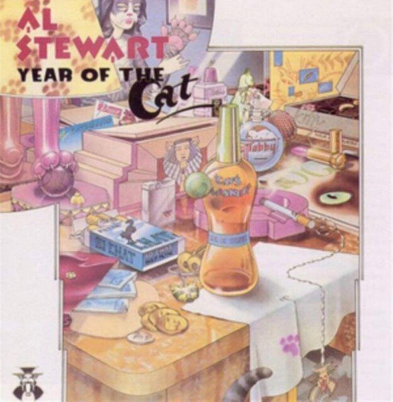Al Stewart - Year Of The Cat 12 LP