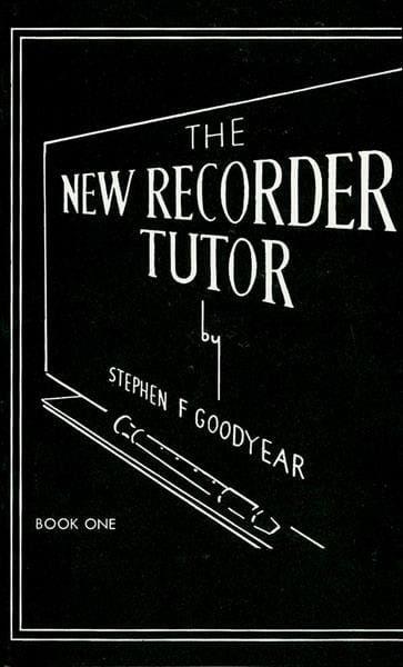 NEW RECORDER TUTOR BK 1