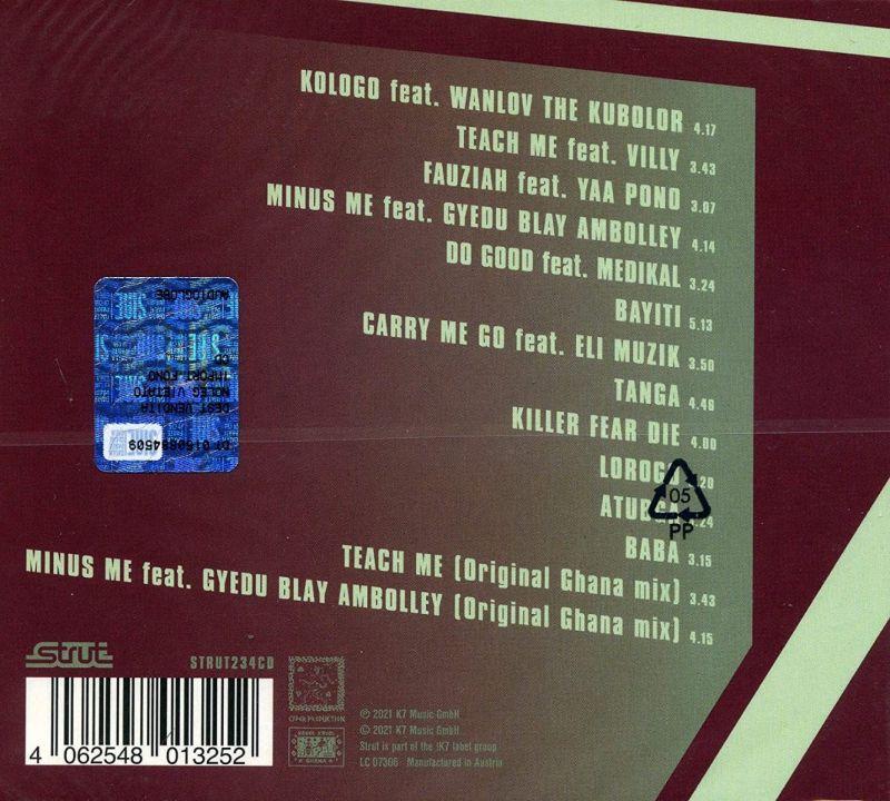 ALOSTMEN - KOLOGO - CD