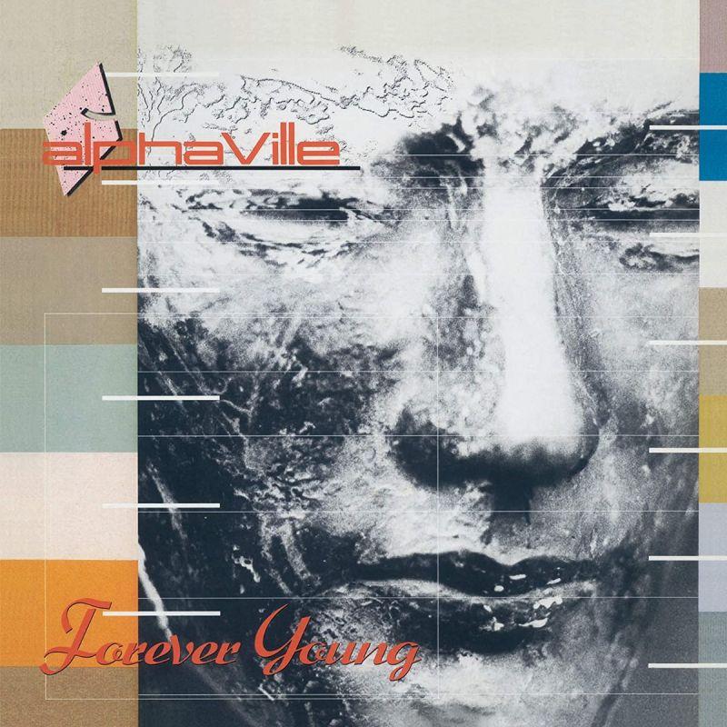 ALPHAVILLE - FOREVER YOUNG - ORANGE VINYL - NAD20