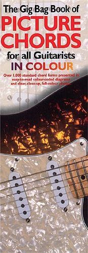 Gig Bag Book of Picture Chords for All Guitarists In Full Colour
