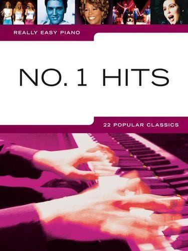 Really Easy Piano No 1 Hits
