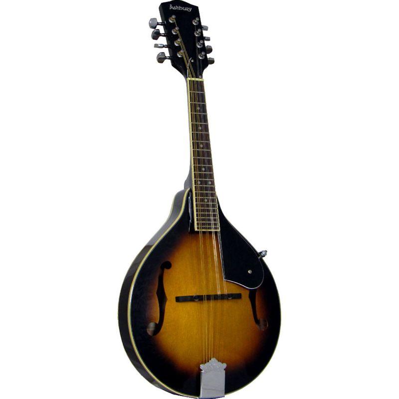 Ashbury AM-10 A Style Mandolin, Sunburst
