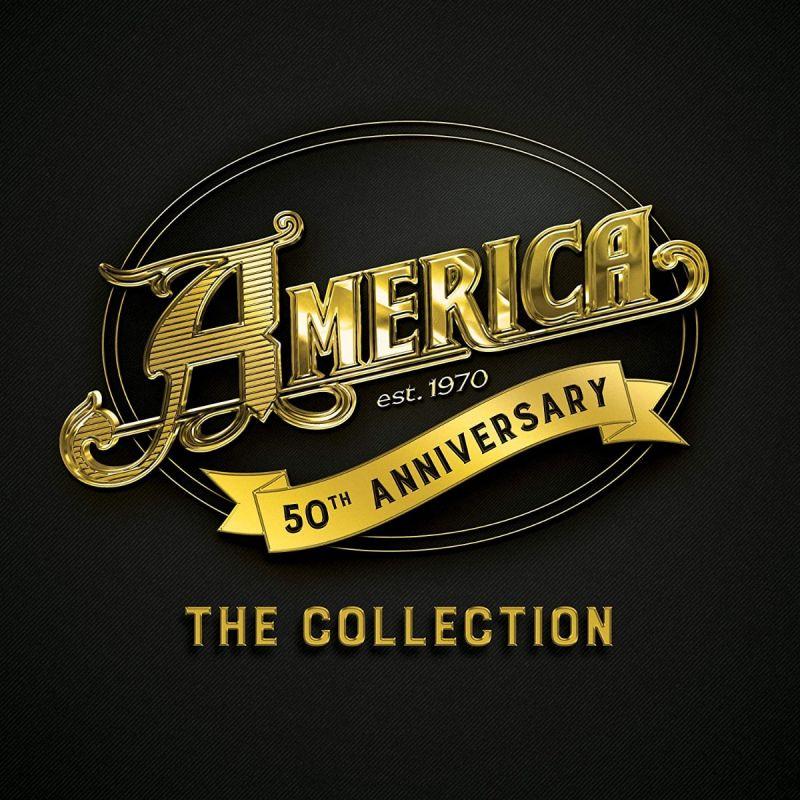 AMERICA - AMERICA 50 - GOLDEN HITS