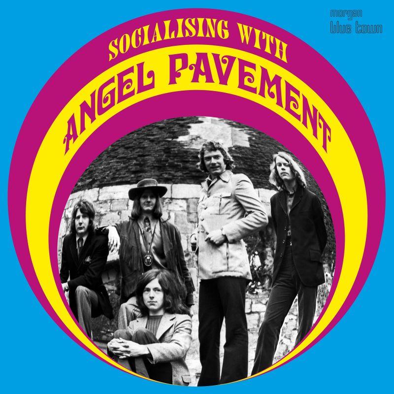 ANGEL PAVEMENT - SOCIALISING WITH ANGEL PAVEMENT (RSD19)