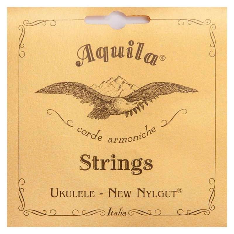 Aquila Soprano Ukulele Strings, Nylon Gut Set