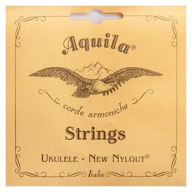 Aquila Single 4th G Tenor Ukulele Wound String