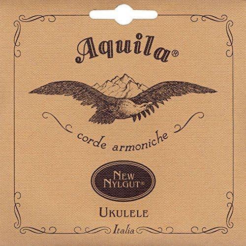 Aquila Tenor Ukulele Strings 8 Ukulele Ukulele Strings, Key Of C, 1 Wound Ukulel