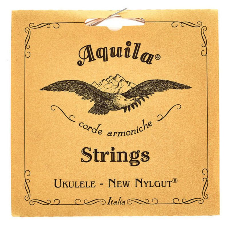 Aquila Baritone 8 Ukulele Strings - Set