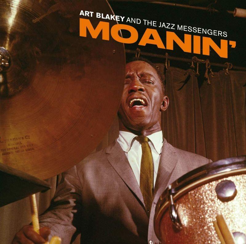 ART BLAKEY - MOANIN - CD