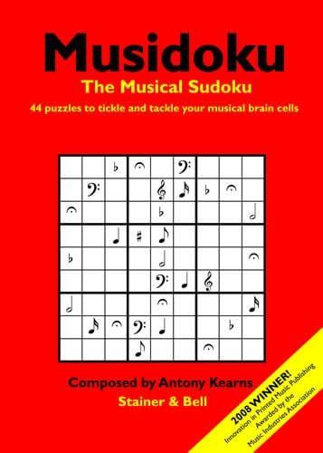 Musidoku Opus 1 Puzzle Book