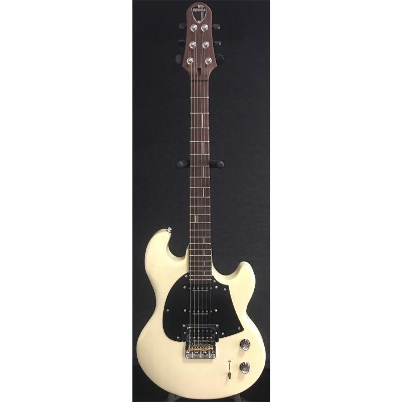 Shergold Masquerader SM02 Thru Dirty Blonde Electric Guitar