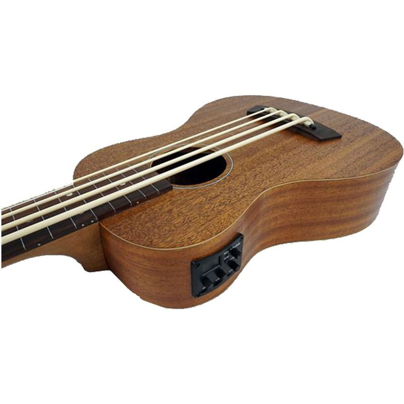 Ashbury Fretless U-Bass Ukulele