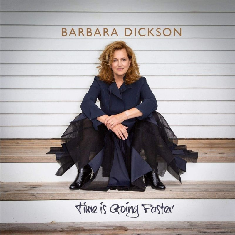 BARBARA DICKSON - TIME IS GOING FASTER - CD