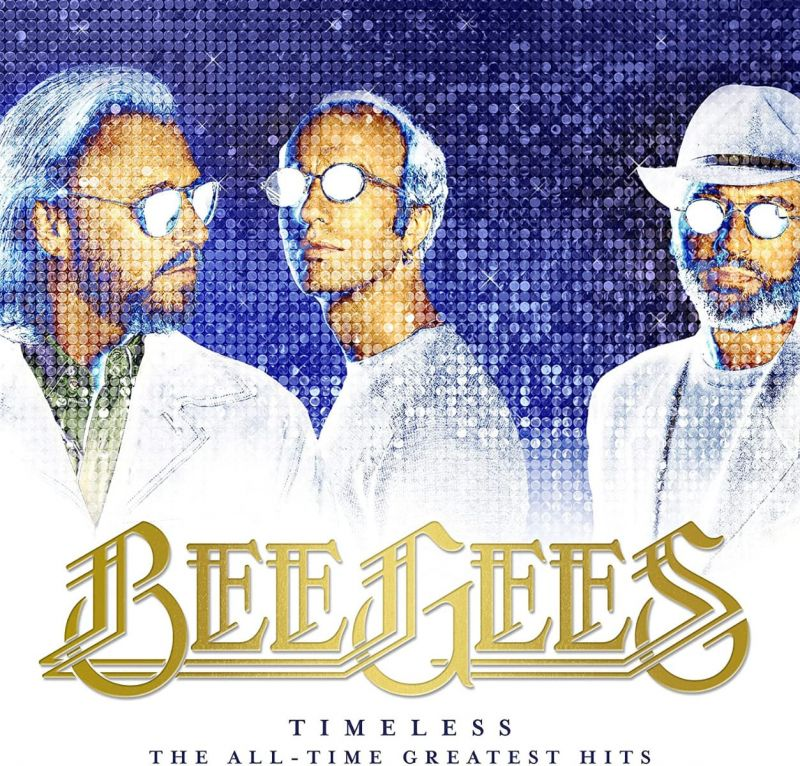BEE GEES - TIMELESS - THE ALL-TIME GREATEST HITS - CD