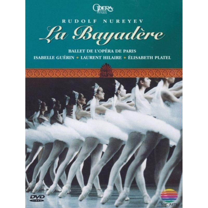 PARIS OPERA BALLET - LA BAYADERE (DVD)