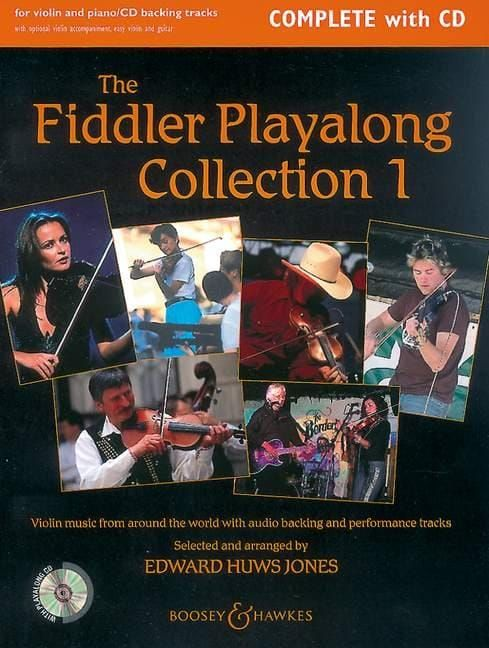 The Fiddler Playalong Collection Vol 1