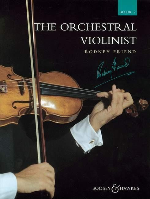 The Orchestral Violinist  Vol 2