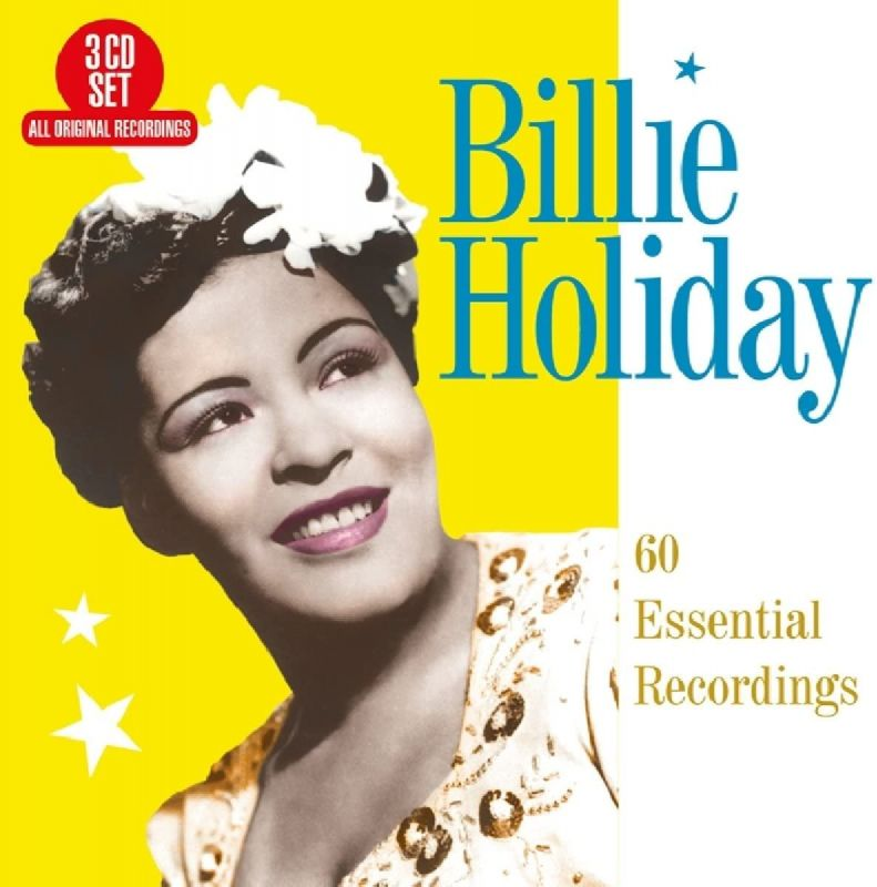 BILLIE HOLIDAY - 60 ESSENTIAL RECORDINGS - 3CD