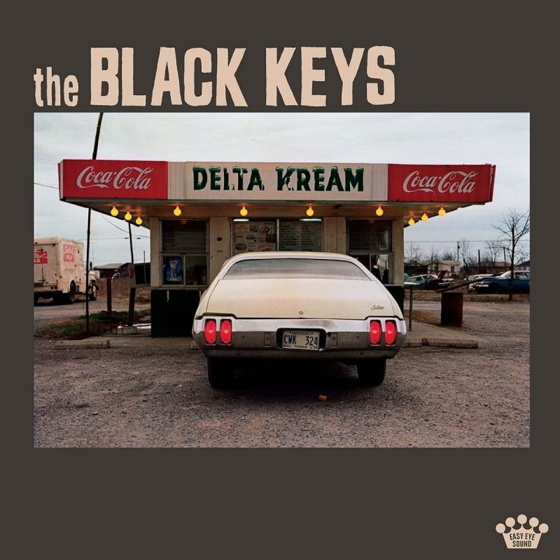 BLACK KEYS - DELTA KREAM - exclusive coloured lp