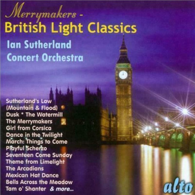 Ian Sutherland - British Light Classics