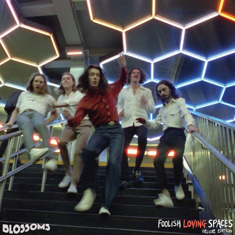 BLOSSOMS - FOOLISH LOVING SPACES - DLX CD