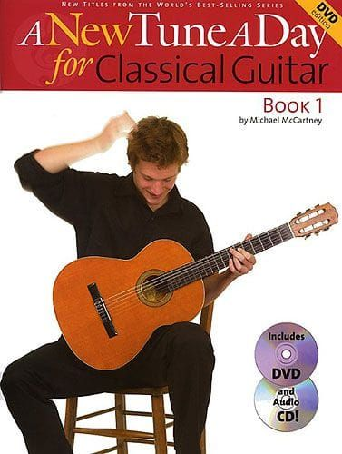 A New Tune A Day Classical Guitar - Book 1 (DVD Edition)