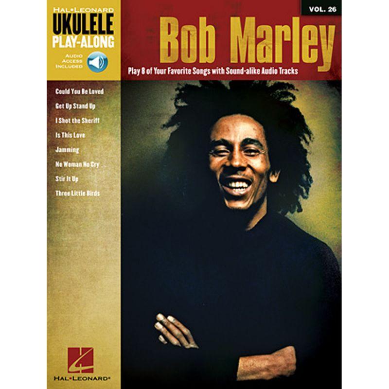 Bob Marley - Ukulele Play-Along: Bob Marley