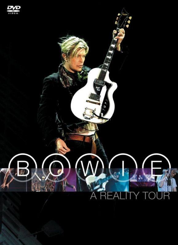 David Bowie - A Reality Tour - DVD