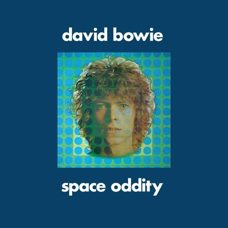 DAVID BOWIE - SPACE ODDITY - 50TH ANNIVERSARY VINYL